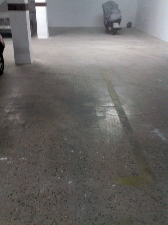 garaje fin obra