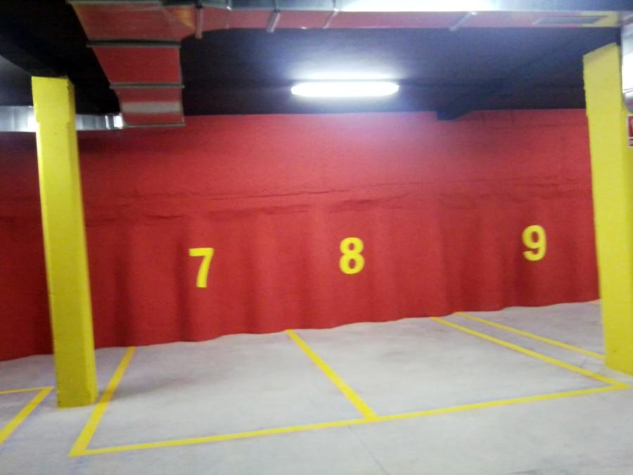 garaje moderno