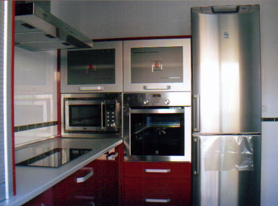 Foto glass de muebles de cocina joyma 462021 habitissimo - Muebles en cuellar ...