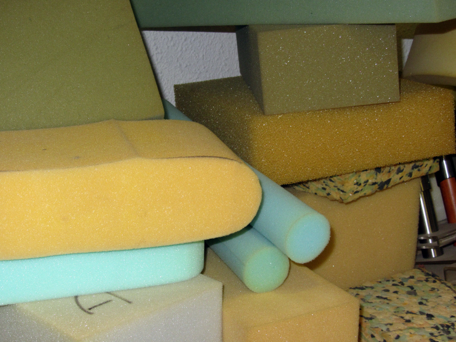 Foto goma espuma de espumed 241855 habitissimo - Goma espuma para sofas ...