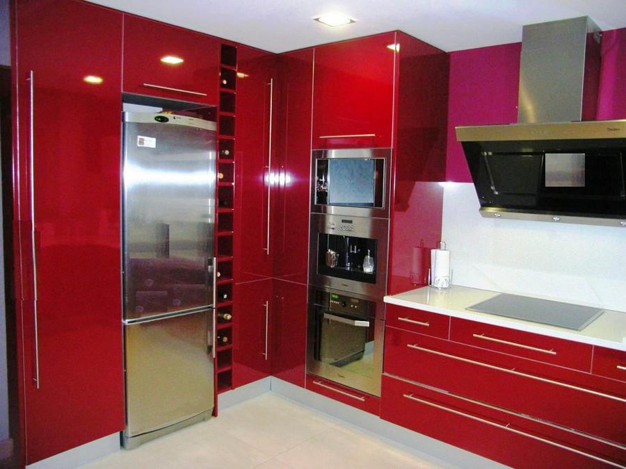 Gran cocina ,lateral