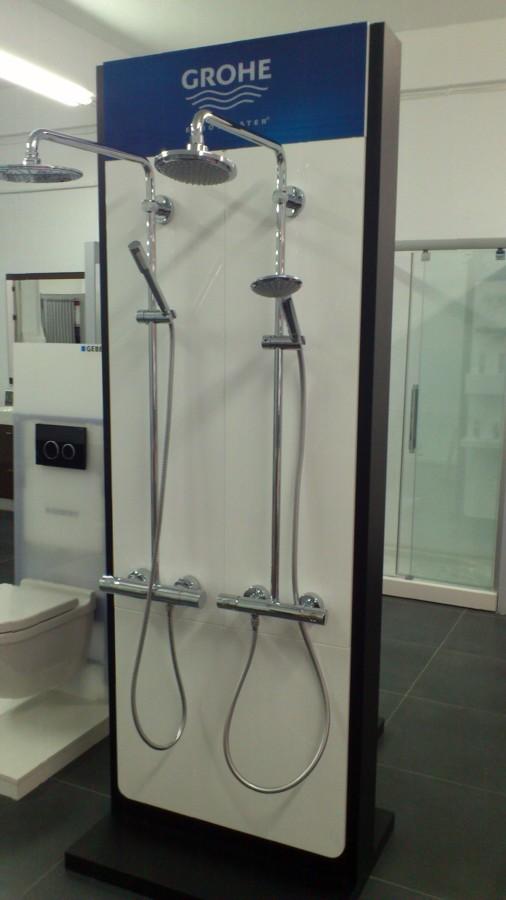 Griferías para baño y ducha