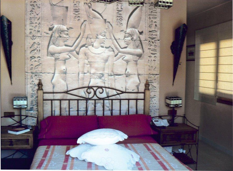 habitación decorativa