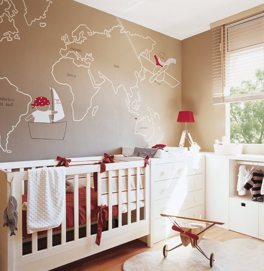 Habitación bebé Sant Cugat