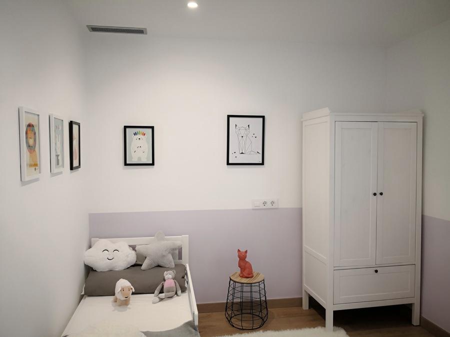 Habitacion de niña