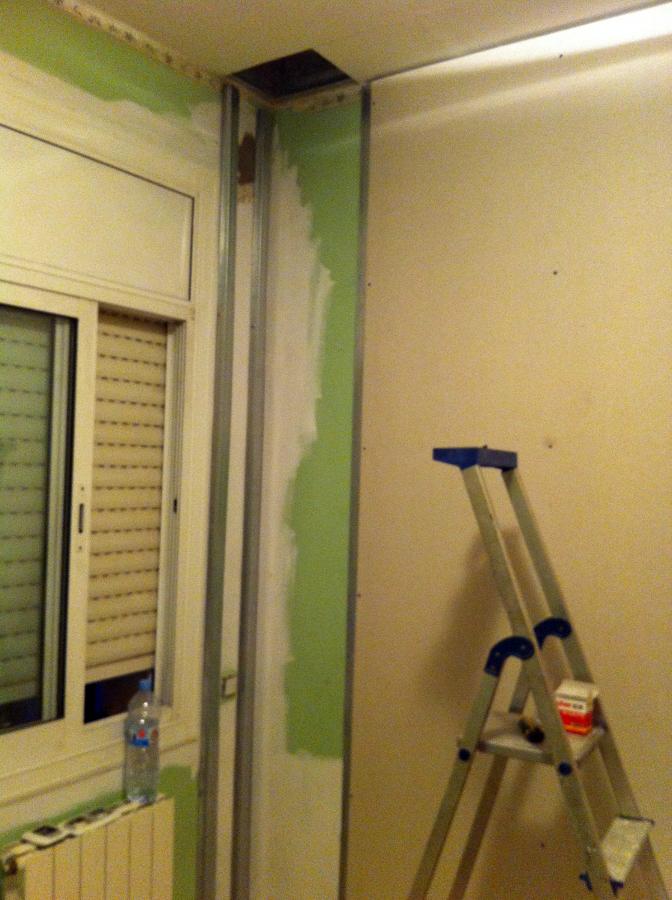 Foto habitacion problema humedad de juan emilio fern ndez - Humedad ideal habitacion ...