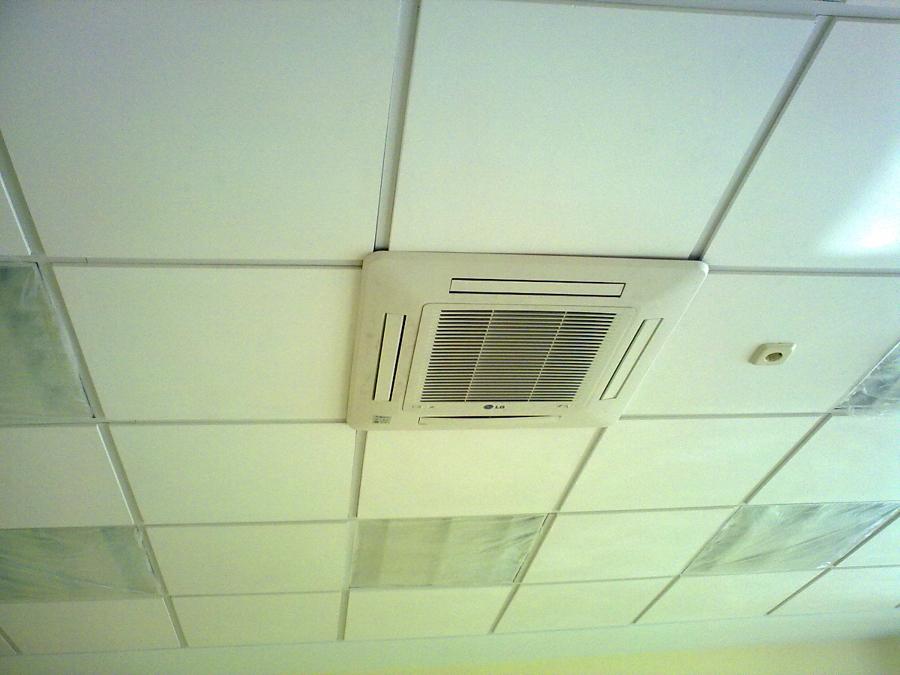Foto hacer techo falso desmontable de david daniel - Hacer falso techo ...