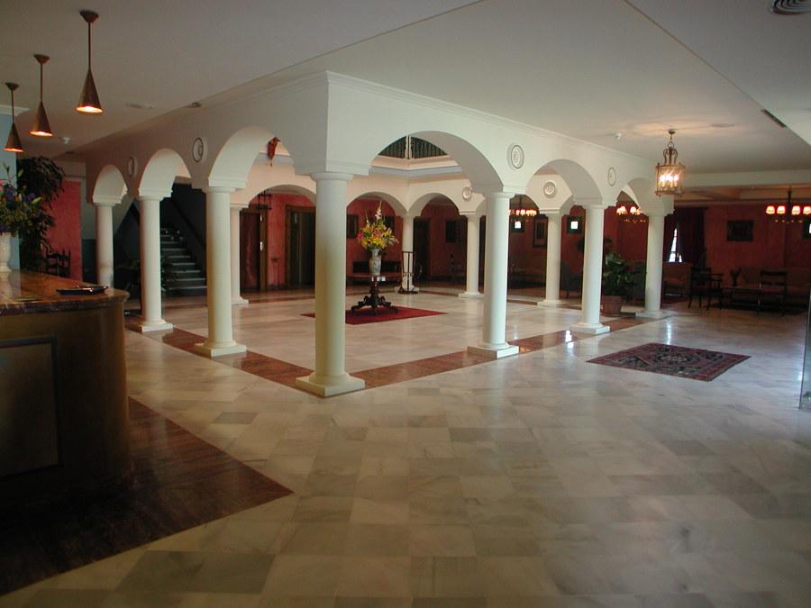 Hall de hotel
