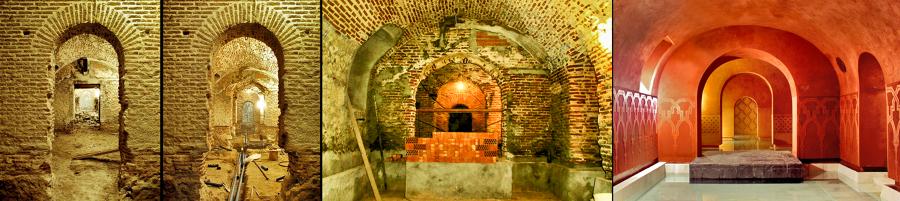 Foto hammam madrid ba os rabes atocha 14 de pablo ech varri arquitectura 480386 habitissimo - Banos arabes atocha ...