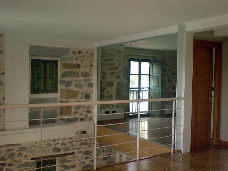 Foto hazas de cesto vivienda 3 tabique de vidrio - Tabique de vidrio ...