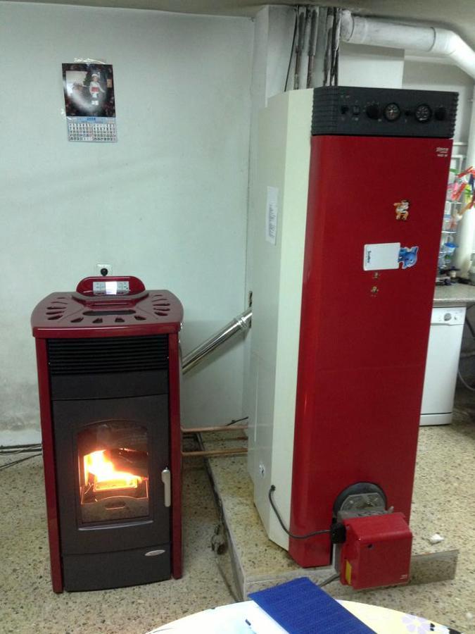 Foto hidro estufa de biomasa de instalaciones raul - Estufas de biomasa ...