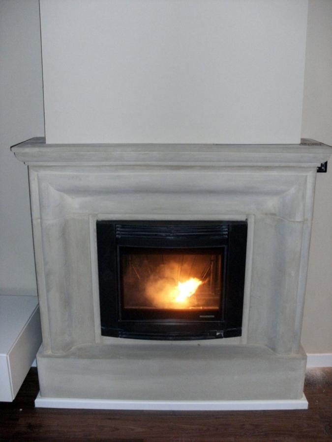 Foto hogar para calefaccion de bioenerg a borja 214030 - Calefaccion pellets opiniones ...