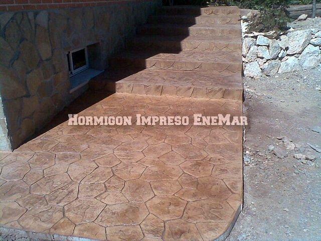 Foto hormigon impreso segovia enemar de hormigon impreso for Hormigon impreso almeria