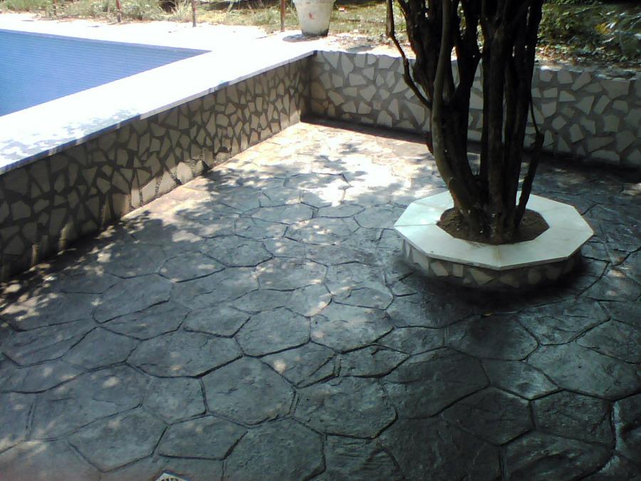Foto hormigon impreso de construciprian laredo 144482 for Hormigon impreso ourense