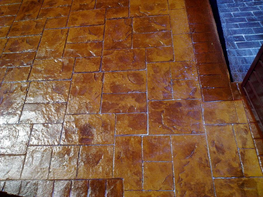 Foto hormigon impreso de pavimarian 708205 habitissimo for Hormigon impreso ourense
