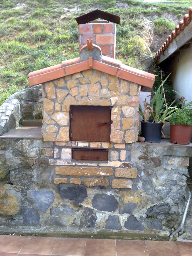 Foto horno de le a de obresabin cb 142439 habitissimo - Fotos de hornos de lena ...