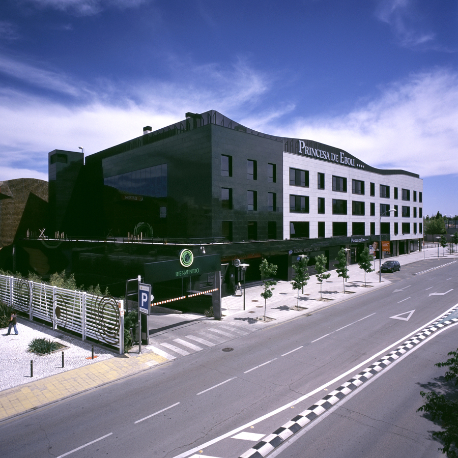 Hotel Princesa de Éboli