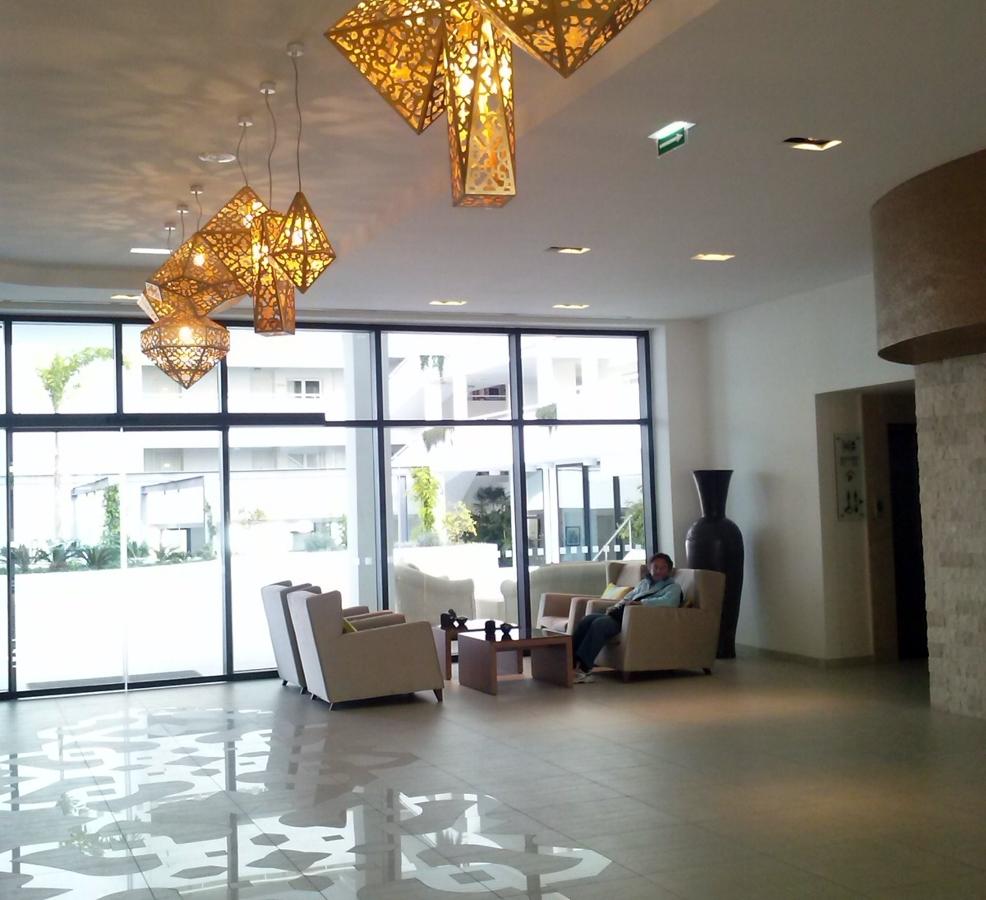 HOTEL HAPIMAG MARBELLA. REFORMA DE ZONAS COMUNES