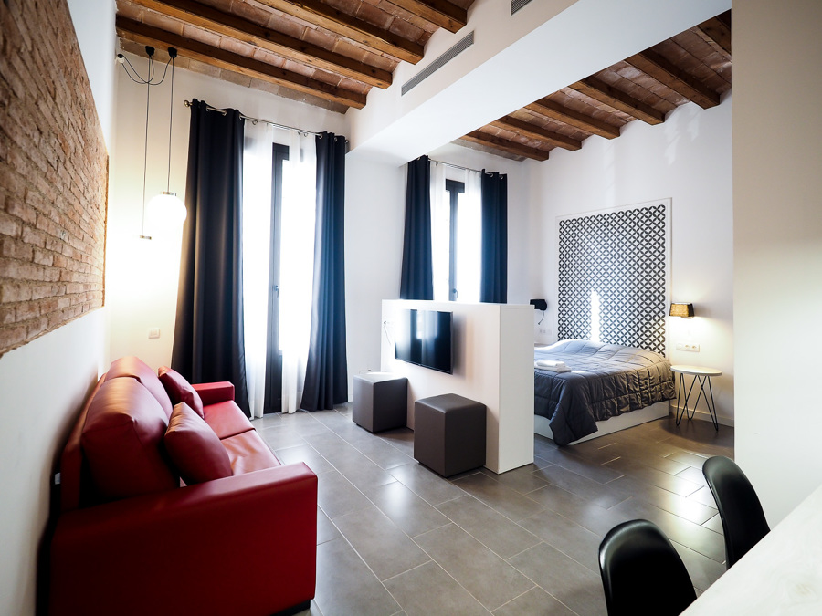 reforma apartamentos turisticos eixample barcelona
