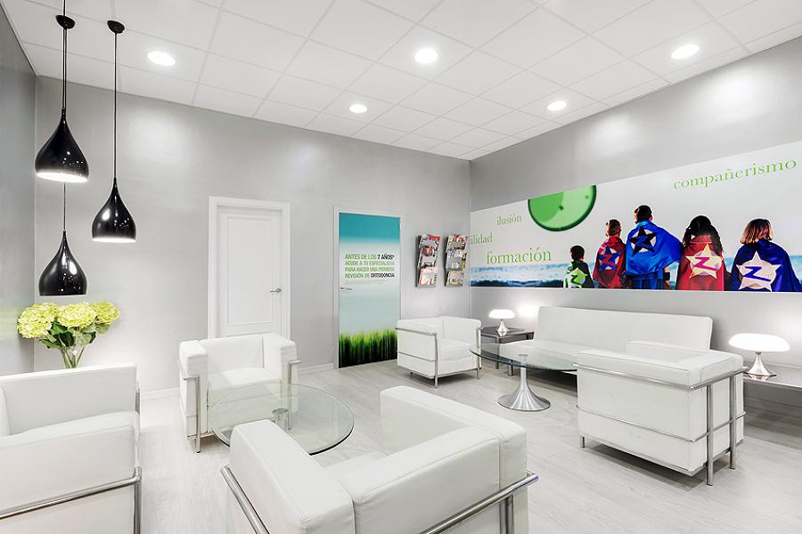 Reforma y decoración de Clínica Dental