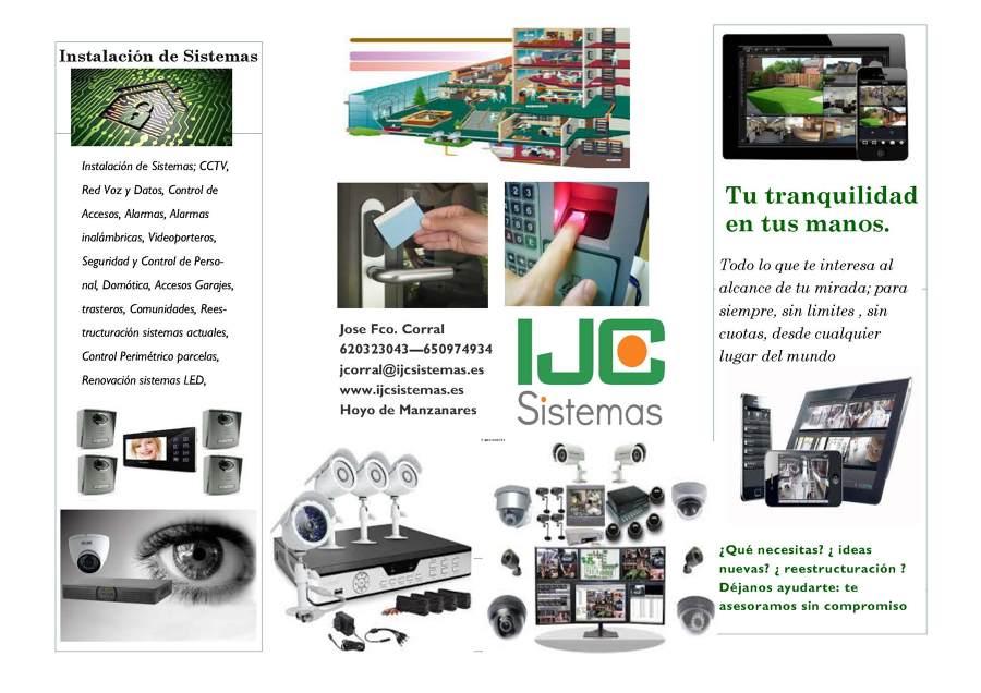 IJC SISTEMAS DESCRIPCION DE ACTVIDAD