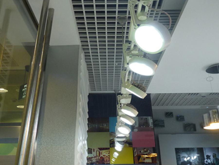 Proyecto reemplazo de proyectores led.
