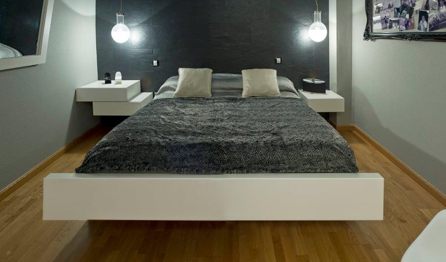 Foto iluminacion de dormitorio de electricidad lafuente - Iluminacion dormitorio ...