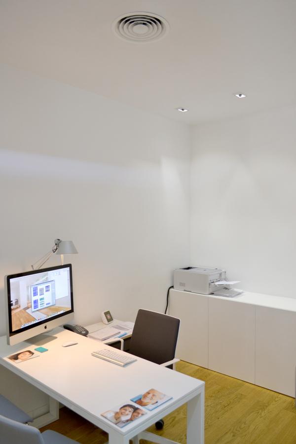 Iluminación dicroicas LED 5W y tiras de LED