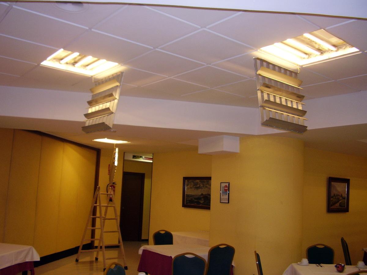 Foto iluminacion led en hotel en a coru a de electricidad - Iluminacion led malaga ...