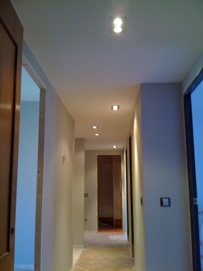 Foto iluminacion pasillo de electricidad lafuente 148629 - Iluminacion de pasillos ...
