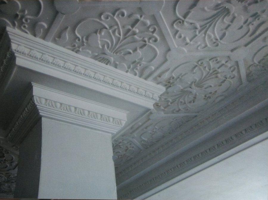 Foto techo decorativo de jesus lopez rodriguez barriada - Escayola decorativa techo ...