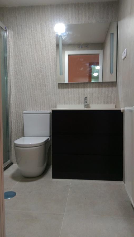Cuarto de baño - reformado