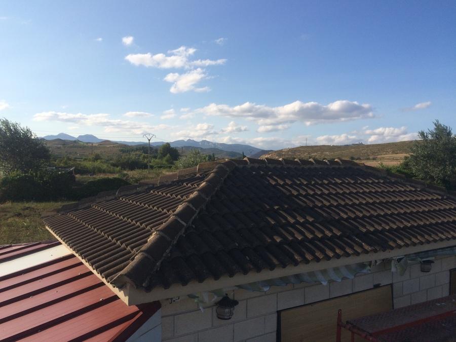 Foto impermeabilizacion de tejado y casa de decoproyec - Impermeabilizacion de tejados ...