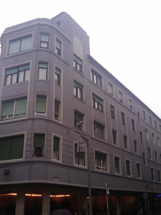 Foto pintado de fachada de construcciones y - Pintado de fachadas ...