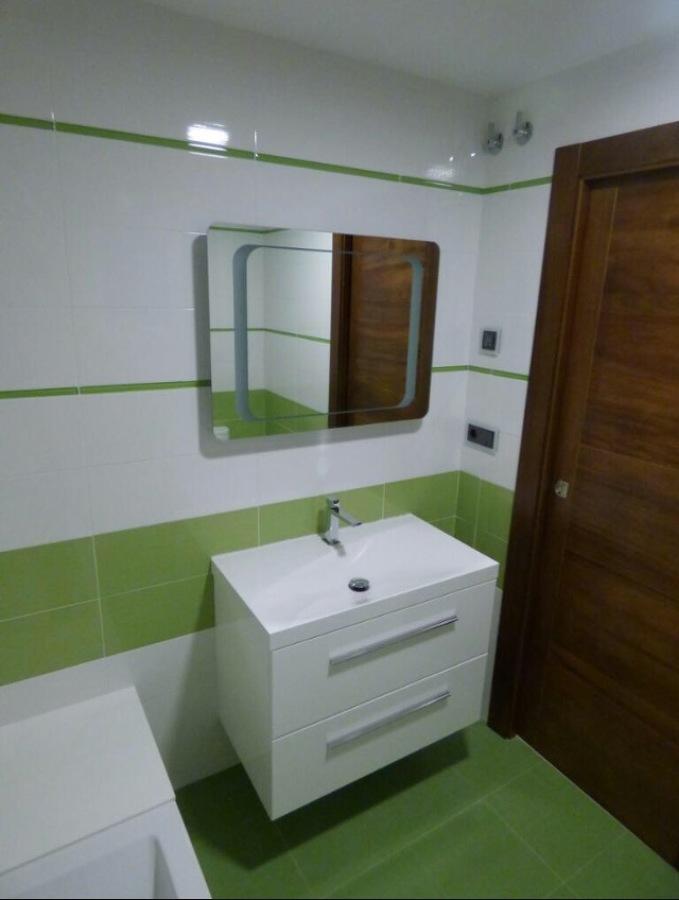 Foto ba o de viva hogar decoraci n reformas 1244214 for Decoracion hogar tarragona