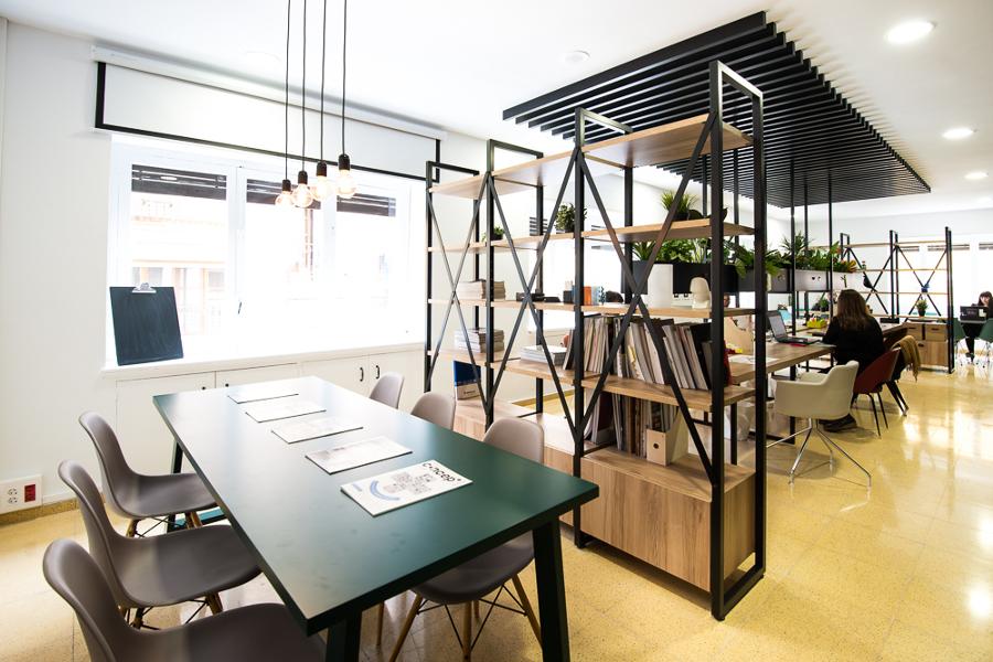 Sucursal oficina it's singular Alicante