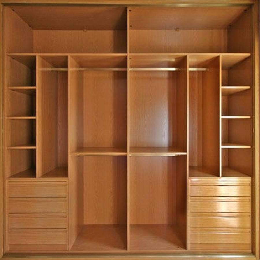 Foto interior armarios a medidas de electrocarpinter - Armarios a medida tenerife ...