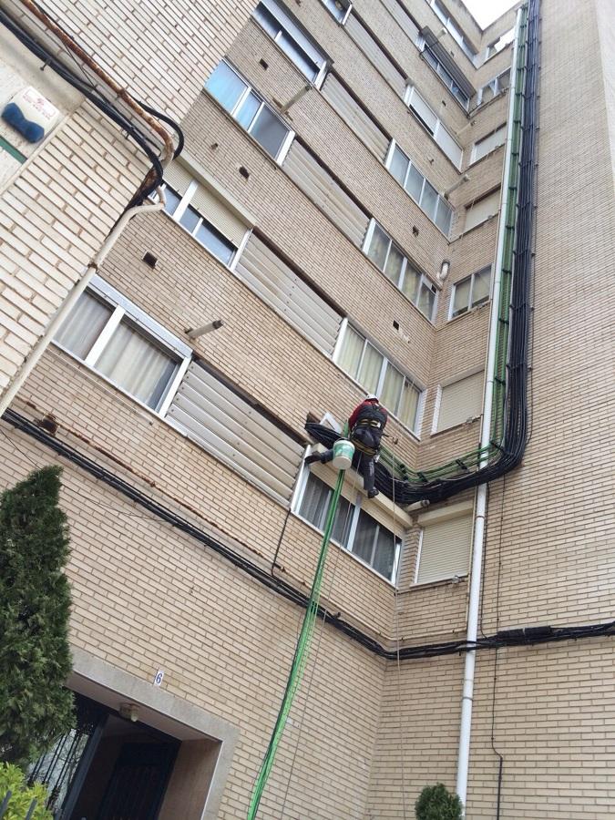 Instalación de cableado