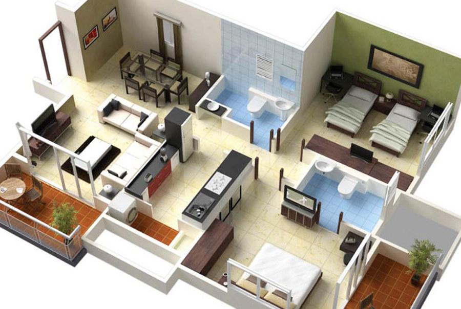 proyecto de reforma de piso