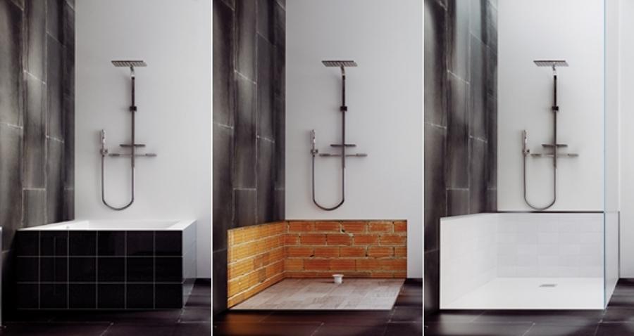 Cambio bañera plato ducha
