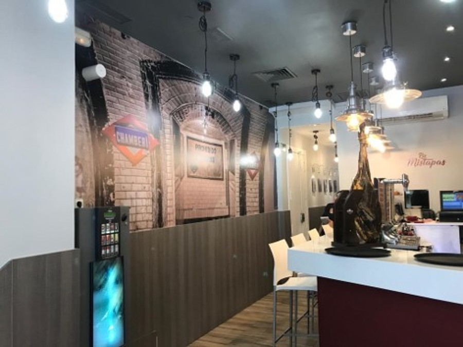 Reforma Bar By Mistapas
