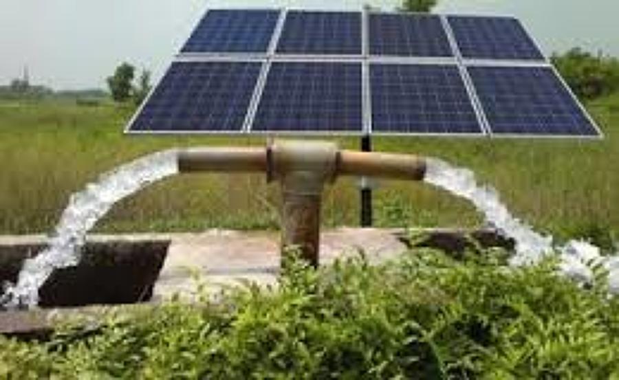 Instalaciones de bombeos solares