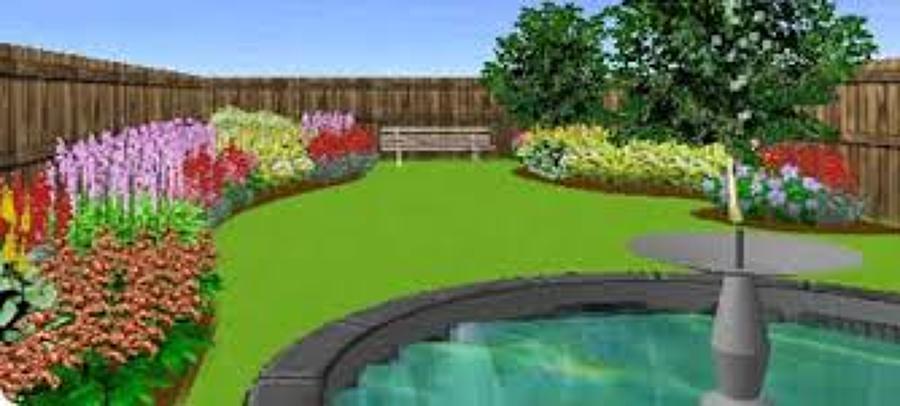 Foto tranquilidad de jardineria 907960 habitissimo for Programa para disenar jardines gratis en espanol