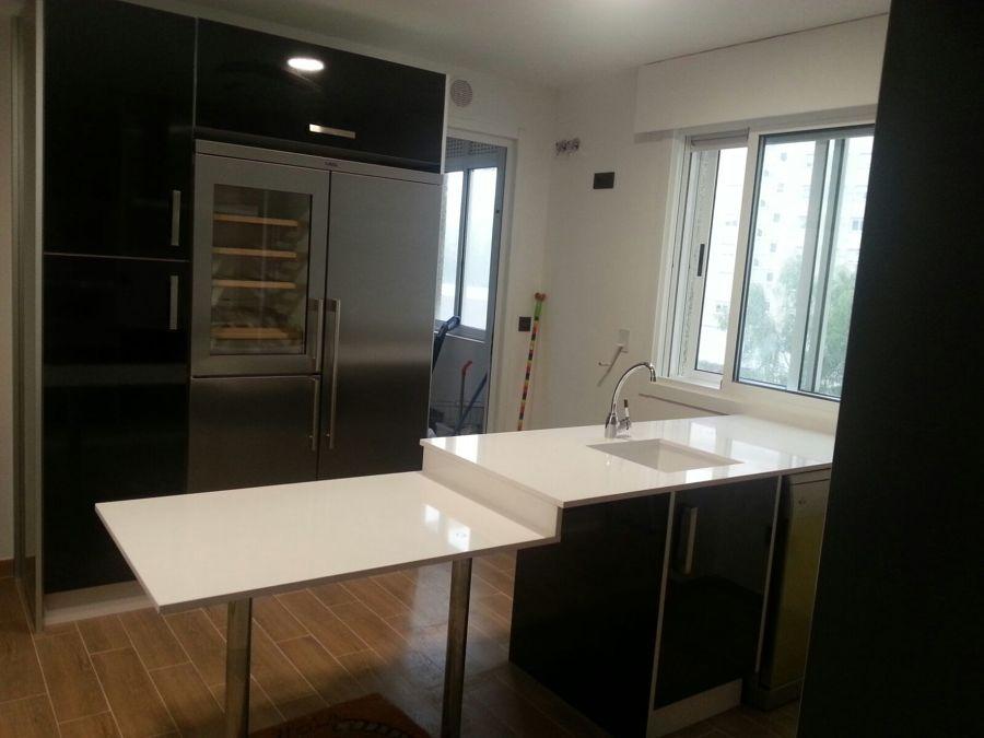Reforma cocina en Ferrol