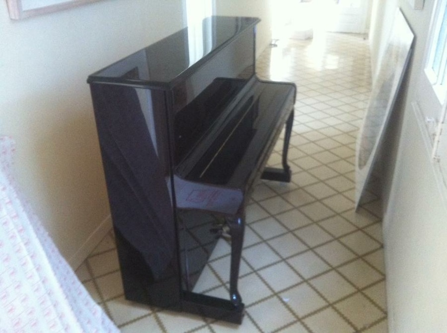 Piano 380 kg