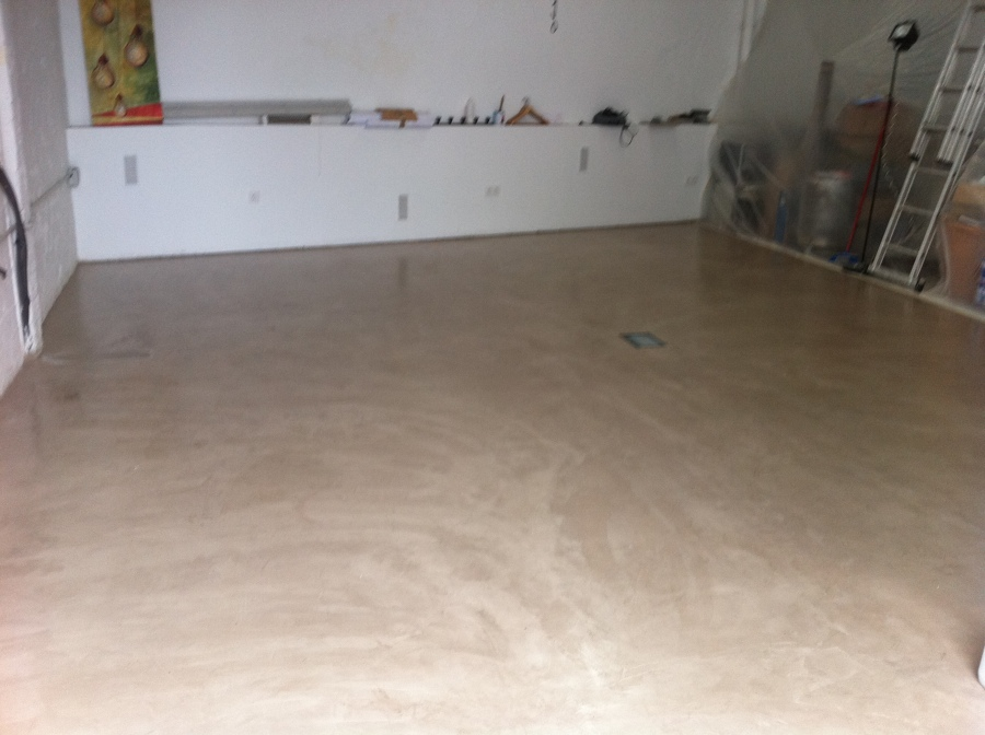 Foto pavimento en nave industrial de arte trabajos tecnicos 795913 habitissimo - Microcemento cordoba ...