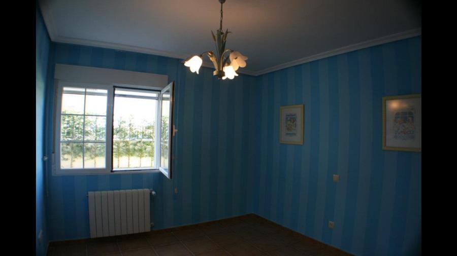 Foto paredes pintadas rayas de igu pinturas 1281368 for Fotos paredes pintadas
