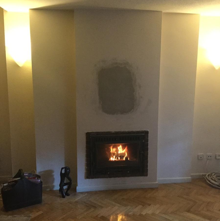 Foto chimenea cassette de calidax fireplaces 1014919 habitissimo - Chimeneas de cassette ...