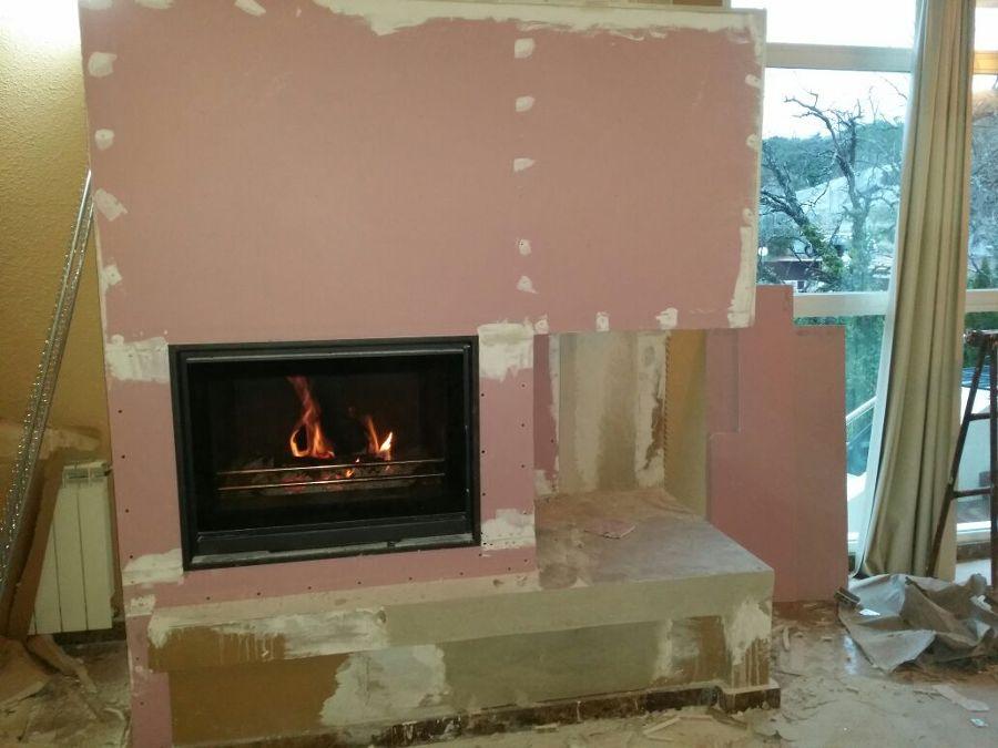 Foto chimenea cassette de calidax fireplaces 1014924 for Cassettes para chimeneas