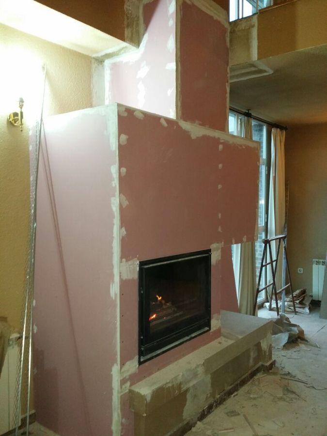 Foto chimenea cassette de calidax fireplaces 1014925 - Chimeneas cassette precios ...
